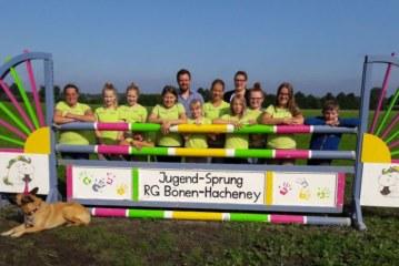 Der Jugendsprung der RG Bönen-Hacheney bringt auch Bares
