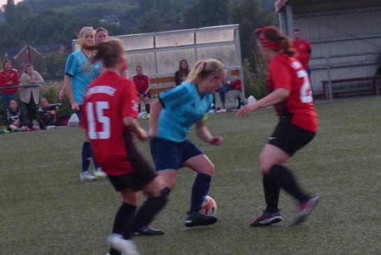 BSV-Damen nehmen erste Hürde im Kreispokal
