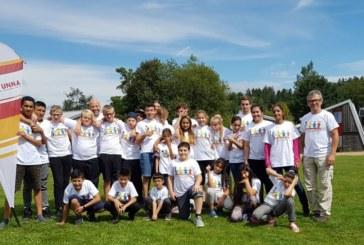 Integratives Sommercamp 2017 des KSB Unna schafft neue Impulse zwischen den verschiedenen Kulturen