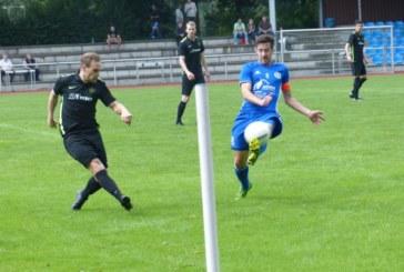 VfL-Trainer Sascha Siegner klagt über zwei verlorene Punkte