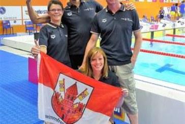 SFU-Masters erstmals bei der Schwimm-Weltmeisterschaft am Start