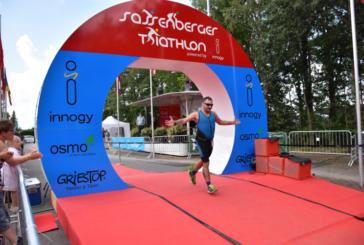 Tobias Thielmann über sechs Stunden im Wettkampfmodus