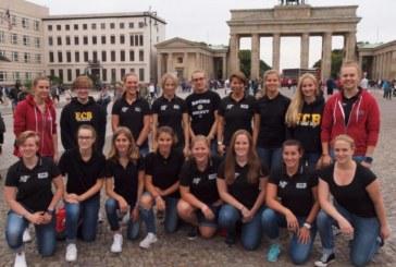 Berlin für die Bärinnen eine Reise wert – Platz zwei beim international besetzten Howoge-Cup