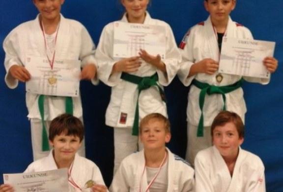 Zwei Titel und sieben Medaillen für Eichengrün-Kids bei den Kreismeisterschaften