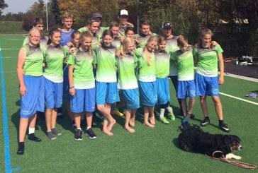 U14Team des TV Südkamen belegt Platz drei bei der Deutschen Meisterschaft