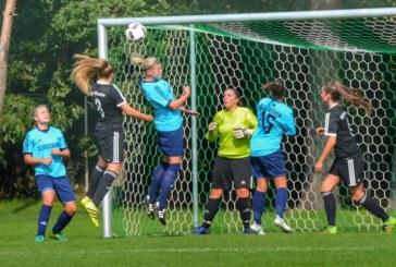 Frauen-Landesligisten verlieren gegen Tabellenführer