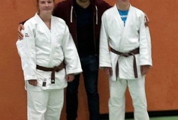 Zwei JCH-Judoka schaffen beim Landessichtungsturnier Platz auf dem Treppchen