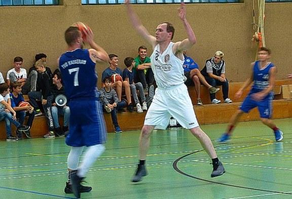 Erfolgreicher Saisonstart für Kaiserauer Herren-Basketballer