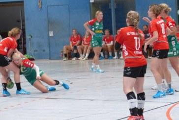 Höhepunkt beim TuRa-Tag: Oberliga-Damen messen sich im DHB-Pokal mit Drittligist HSV Solingen-Gräfrath