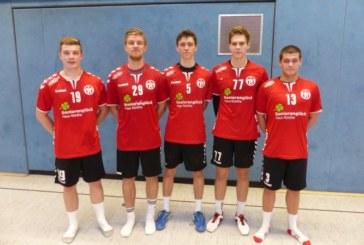 Handball-Teams vor dem Saisonstart