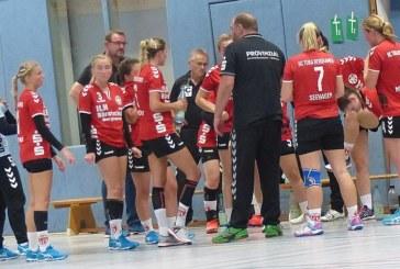 Heimische Frauen-Oberligisten starten mit Heimspielen