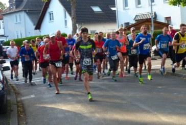 """Philipp Henseleit und Felix Knode siegen beim 34. """"Lauf durch den Warme Löhn"""""""