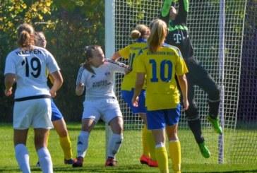 HSV-Frauen klettern auf Tabellenrang sieben – BSV beim Tabellenführer chancenlos