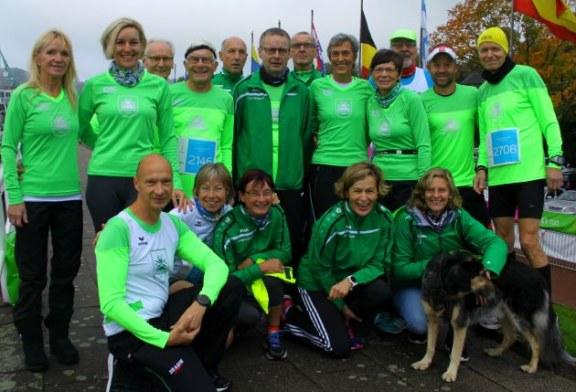 SuS-Läufer Stefan George gibt sein Marathon-Debut am Baldeneysee