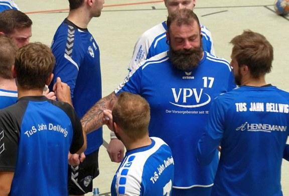 Handball-Bezirksliga: VfL Kamen gewinnt in der ungeliebten Beckumer Sporthalle