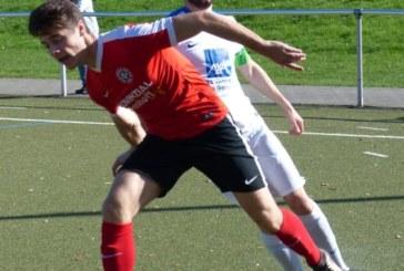Doppel-Torschütze Hakan Sezer der SSV-Matchwinner