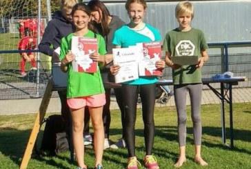 Erfolgreicher SuS-Nachwuchs bei den Stadioncross-Kreismeisterschaften