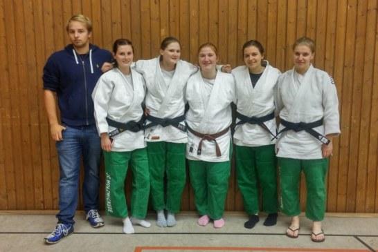 JCH-Damen schließen Judo-Verbandsliga mit Platz vier ab
