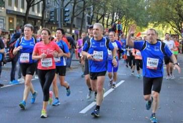 Lauf Team Unna mit großem Aufgebot beim 21. Köln-Marathon vertreten