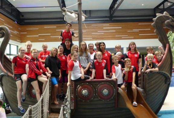 Ann-Kathrin Teeke holt vier Goldmedaillen in Lippstadt