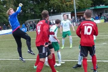 Fußball-Kreisliga A: Hemmerder Geschehnisse jetzt ein Fall für das Sportgericht