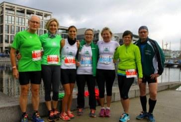 Erfolgreicher Saisonabschluss der Werfer des SuS Oberaden – Start beim Phönix-Halbmarathon