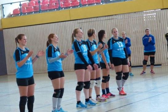 KSV-Volleyballer jetzt Landesliga-Spitze