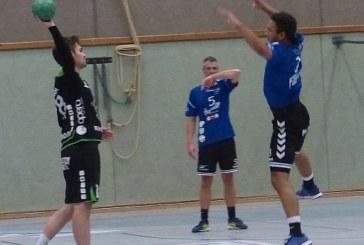 Handball-Bezirksliga: VfL Kamen zeigt seine Auswärtsstärke auch in der Oberadener Römerberg-Sporthalle