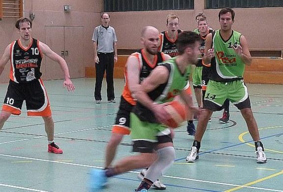 TVG-Basketballer bleiben Landesliga-Spitze