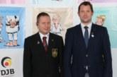 Karlheinz Stump zum stellvertretenden DJB-Schulsportreferenten gewählt