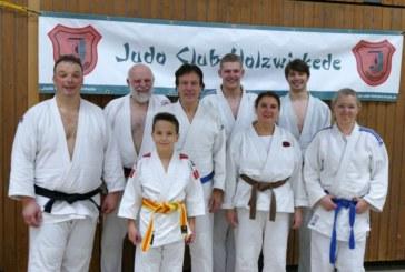 Jiu Jitsu-Jahresabschlusslehrgang in Holzwickede mit Teilnehmerrekord