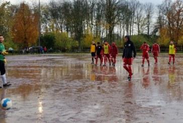 Fußball-Kreisliga A1: Wieder fällt ein Bönener Gemeindederby aus – Miserable Chancenverwertung für Heeren