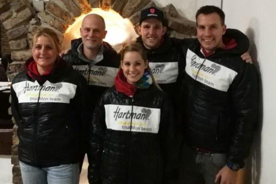 Neuer Vorstand für die Kaiserauer Triathleten