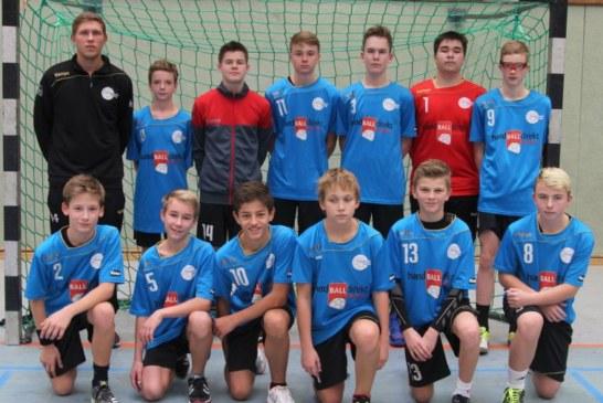 Männliche Hellweg-Auswahl gewinnt erste Runde der Kreisvergleichsspiele des Handballverbandes Westfalen