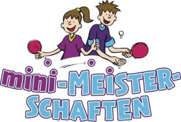 DJK Germania Kamen richtet mini-Meisterschaften aus