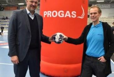 ASV präsentiert neuen Partner PROGAS