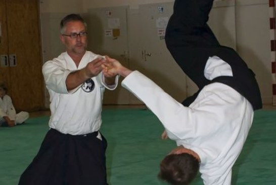 40 Jahre Aikido im TLV Rünthe