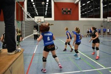 Bönener Volleyball-Damen hadern mit Fehlentscheidung des Netzrichters