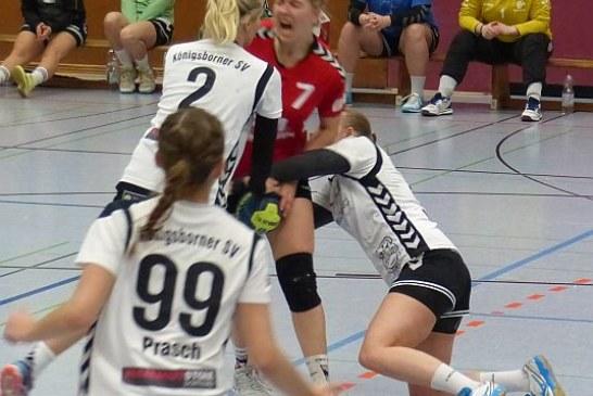 KSV Power-Handball in der 2. Halbzeit führt zum deutlichen Sieg