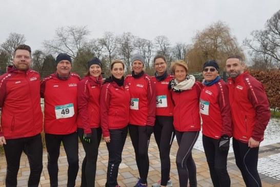 LSF beim Nikolauslauf in Hamm erfolgreich – Tolle Teamleistung