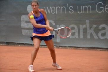 Mareike Müller hält Einzug in die Weltrangliste