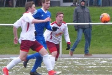 Fußball-Kreisliga A2: Drei Spielausfälle am 16. Spieltag