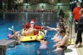 Der Nikolaus besucht die Wasserfreunde