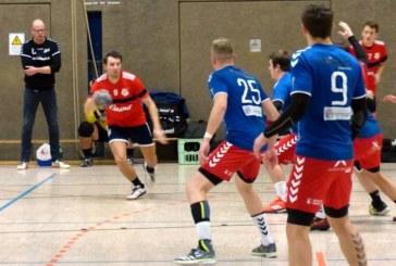 Handball-Bezirksliga: HCH belohnt sich nicht für eine gute Leistung gegen Spitzenreiter Dolberg
