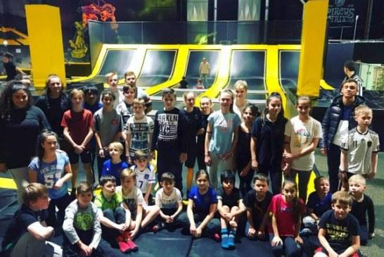 KSV-Taekwondokids im Dortmunder Superfly
