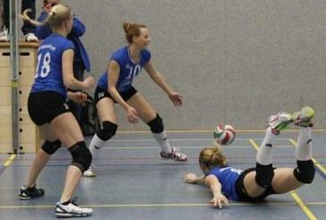 """KSV-Volleyballer weiter mit """"weißer Weste"""""""