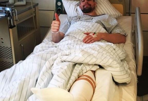 Markus Fuchs fällt verletzt länger aus