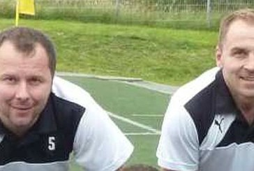 Adrian Ruzok und Peter Suchy machen weiter beim SV Frömern
