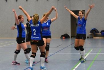 Bönener Volleyball-Damen können doch noch gewinnen