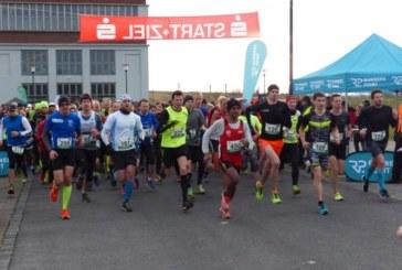 Neue Streckenrekorde fallen beim 3. Lauf am Förderturm